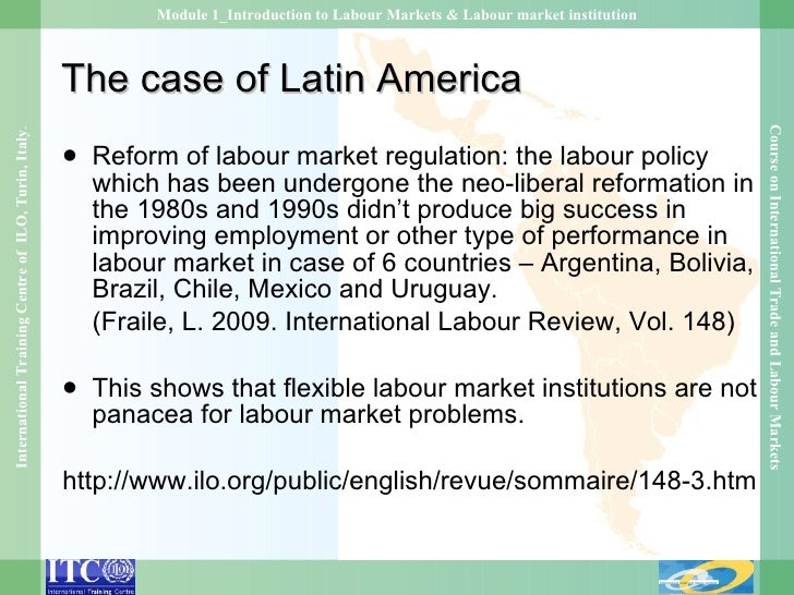 an introduction to the history of the labor market Hispanics in the us labor market: an introduction, richard r verdugo 2 latinos in the us labor market: a brief history and literature review, mine doyran 3 the determinants of income among hispanics in the california central valley: a survey, antonio avalos 4 ethnic enclaves and the incomes of latino immigrant.