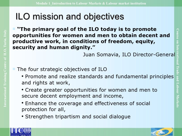 ilo in caribbean essay Social protection discussion papers are published to communicate the results of the world bank's work the international labour organization (ilo.