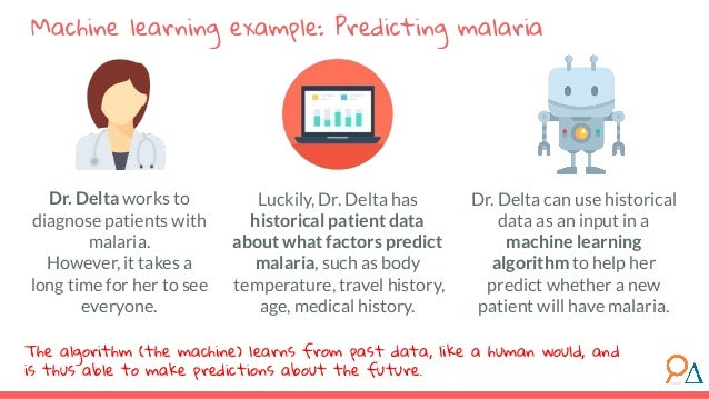 Dr. Delta works to diagnose patients with malaria. However, it takes a long time for her to see everyone. Machine learning...