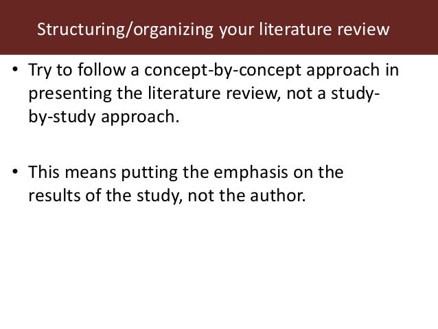 module p58836 literature review Module 1: understanding the literature review this screen appears at the beginning of each module to enable users to access the modules independently in the sequence of their choice this is an interactive tutorial on how to conduct a literature review in education and the behavioral sciences using library databases.