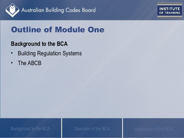 national construction code volume one guide to