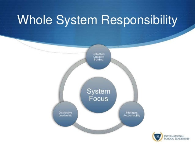 Whole System Responsibility
