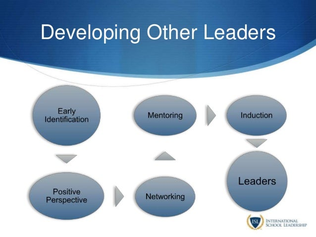 Developing Other Leaders