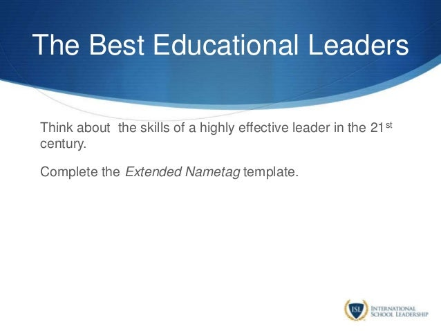 Module 1 principal leadership for school improvement ppt march 2015 toneelgroepblik Images