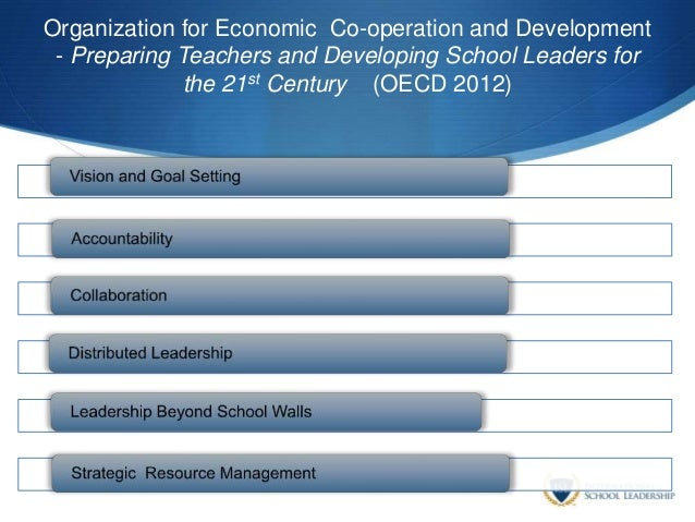 Organization for Economic Co-operation and Development - Preparing Teachers and Developing School Leaders for the 21st Cen...