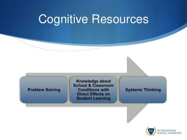Cognitive Resources