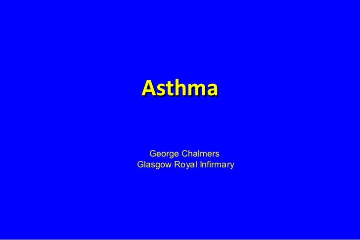 Asthma Module 1 Session 1 | 24/03/2010 | All