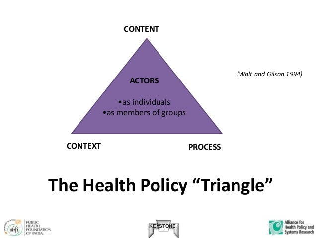 Nurses' policy influence: A concept analysis