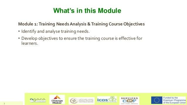 Training Needs Analysis  - Training of the trainers - LeadFarm Project Slide 3