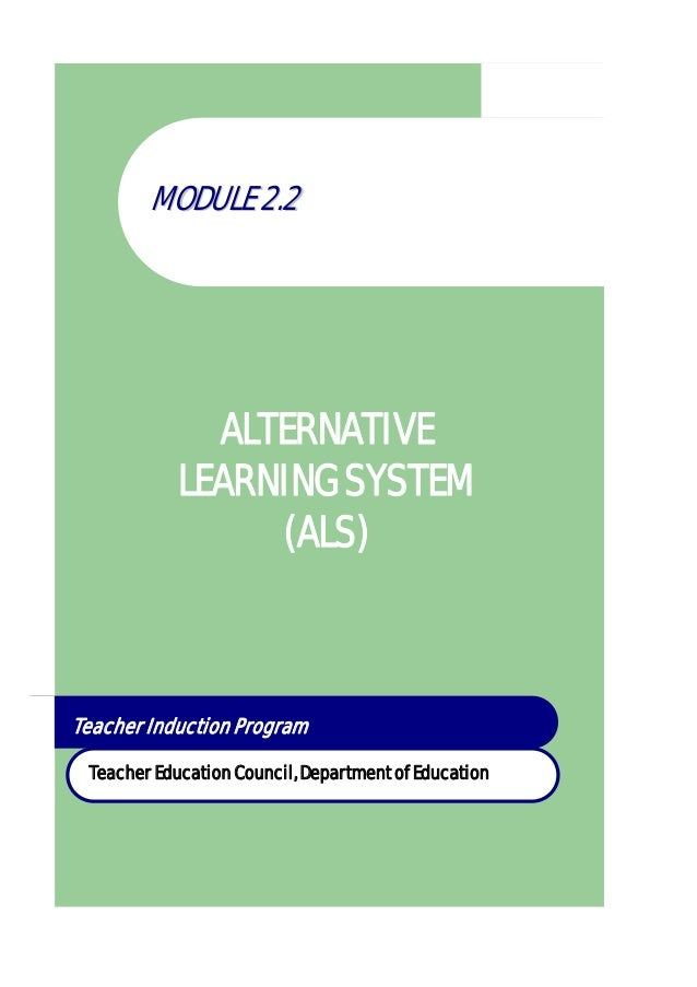 Alternative Learning System (Philippines)