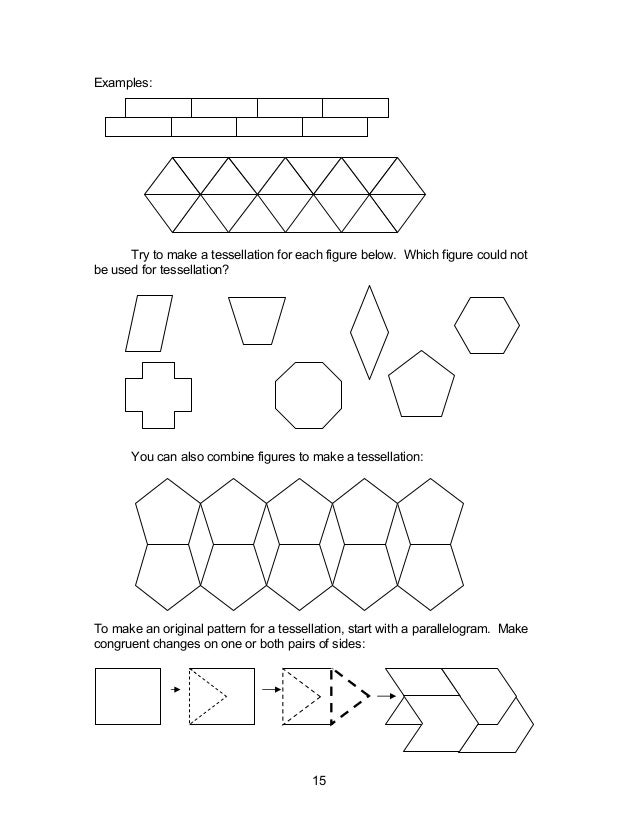 Module 2 geometry of shape and size