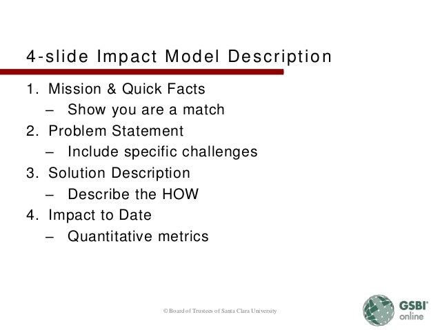 Module 2: Social Impact Model Intro