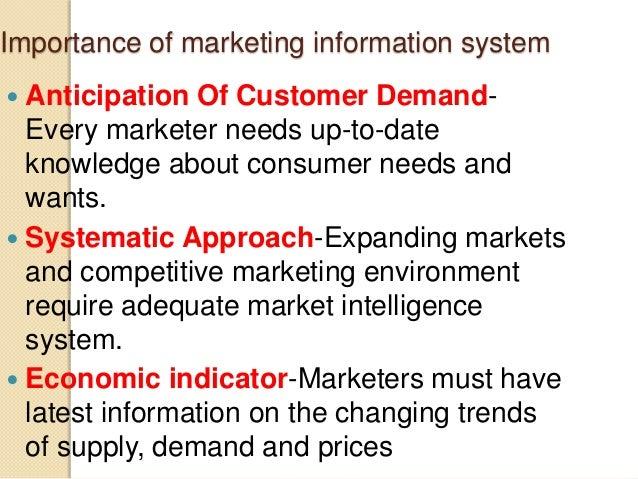 marketing management information system
