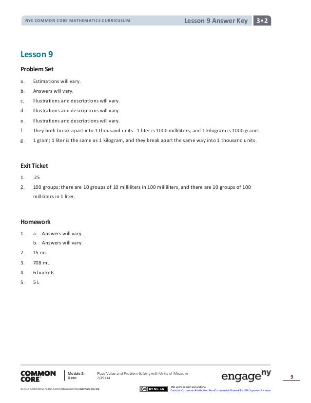 Module 2 Answer Key