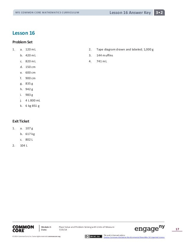 Module 2 answer key