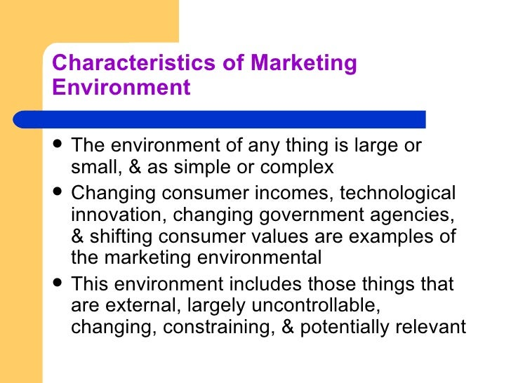 characteristics of marketing What characteristics will help marketers go above and beyond in the 21st  century.