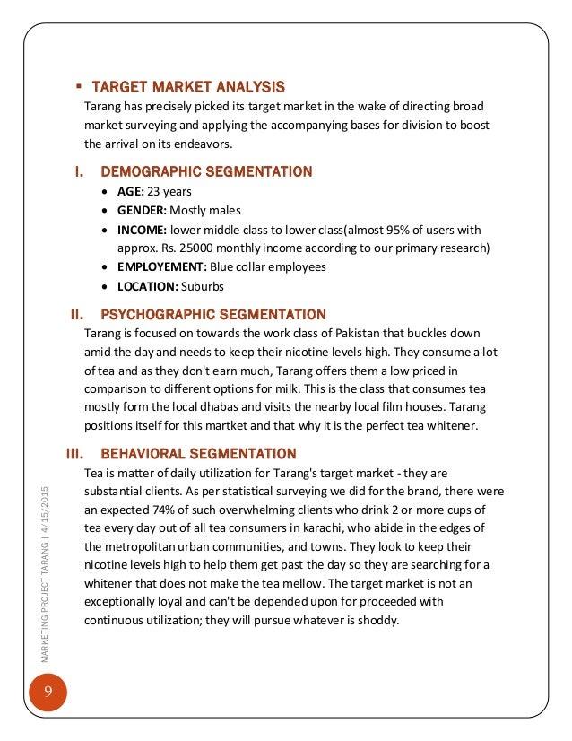 Marketing Report Marketing Analytics Report Marketing Analytics