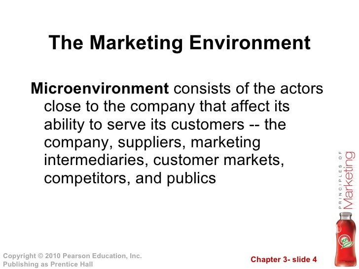 describe the environmental forces that affect the company s ability to serve its customer s An assortment of environmental forces affects a company's marketing arrangement a few of them are governable while others are unmanageable it is the task of the marketing manager to modify the company's policies together with the shifting environment.