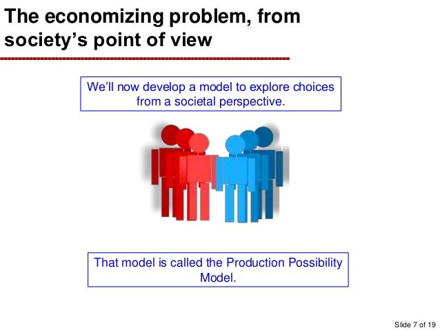 the relationship between wants resources scarcity and choices for an individual Economics, scarcity, and choice because the wants of people are unlimited and the resources available to fulfil those wants are finite major principles have been exhibited through a variety of areas including the relationship between economics and class structure.