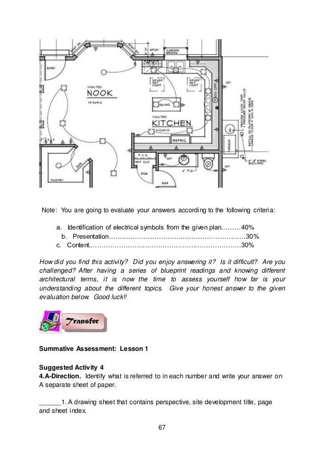 Module 3 Module 1 Architecural Layout Details
