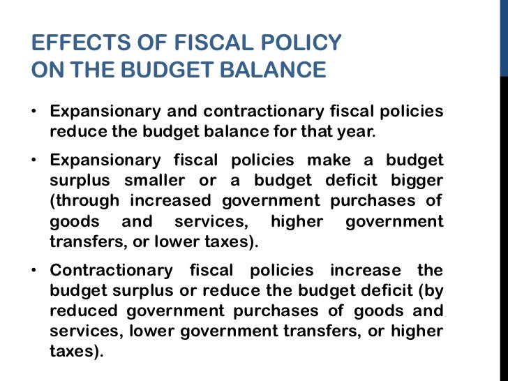fiscal policy effectiveness The effectiveness of fiscal policy in japan over the past decade has been a matter of great controversy we investigate the effectiveness of japanese fiscal policy over the 1976–1999 period.