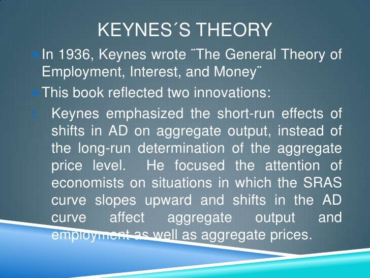 conflicting views of classical and keynesian What is the difference between keynesian and classical economics classical view suggested that govt borrowing this conflict is not ending as both claim.