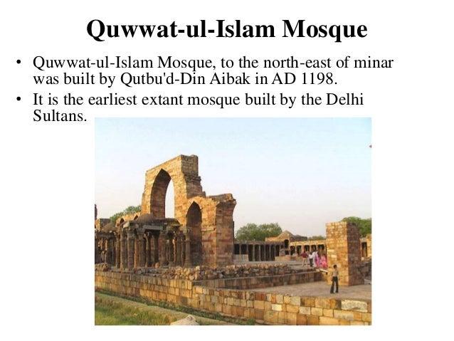 module 3 islamic architecture under imperial rule
