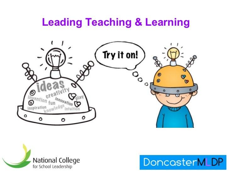 Leading Teaching & Learning