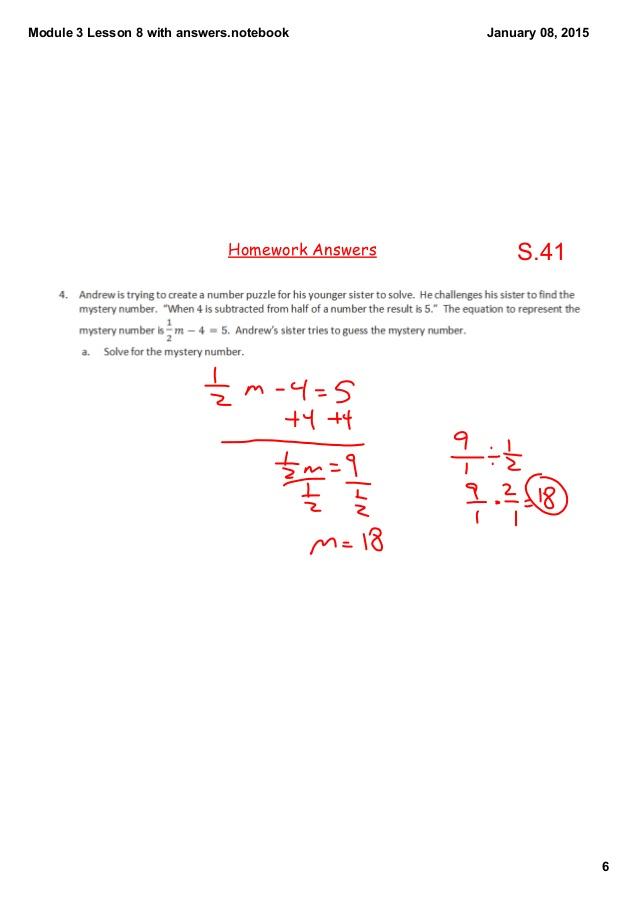Top Five Eureka Math Grade 7 Module 3 Lesson 8 - Circus