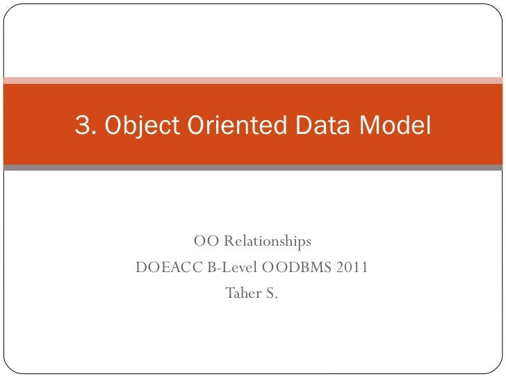 explain object relationship and associations now