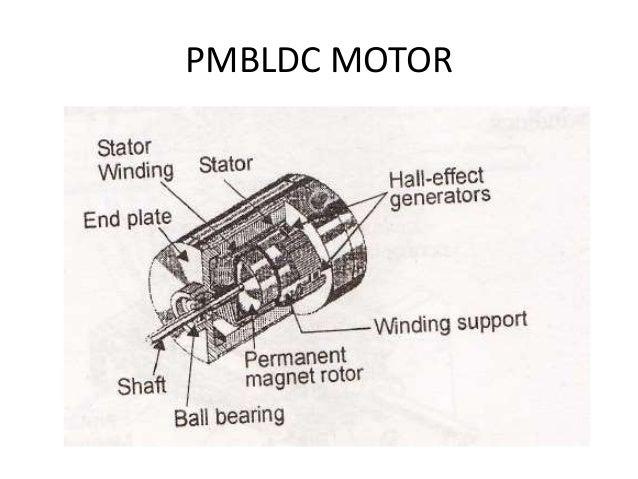 pmbldc motor pdf