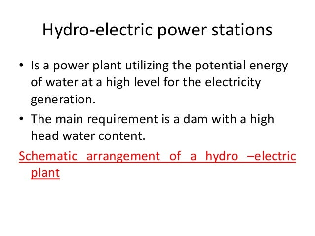 Basics of Electrical Engineering 4th Module Generation of Power