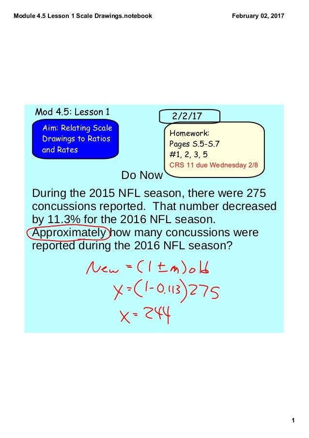 ccm2 unit 6 lesson 2 homework 1 answer key