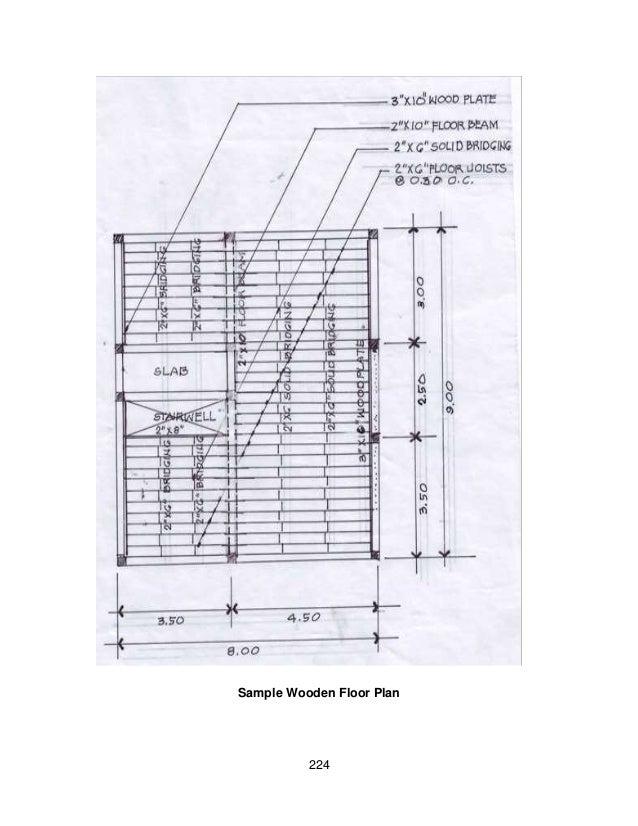 Module 4 module 2 structural layout & details