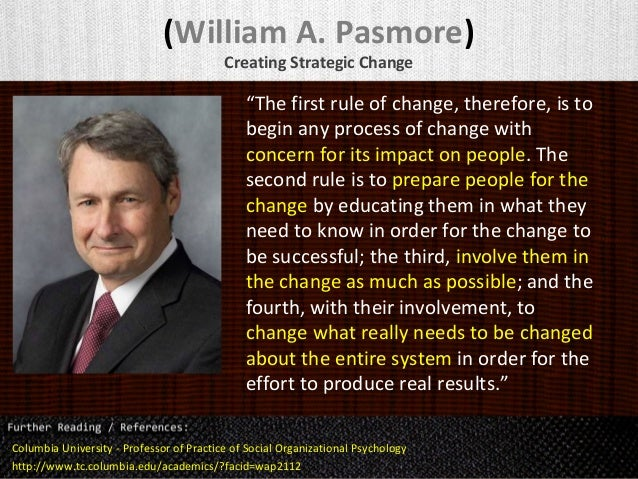 manipulation and cooptation Change happens if you've ever been part of an organizational change, you know  that most people aren't big fans of change in this lesson, we'll learn one.