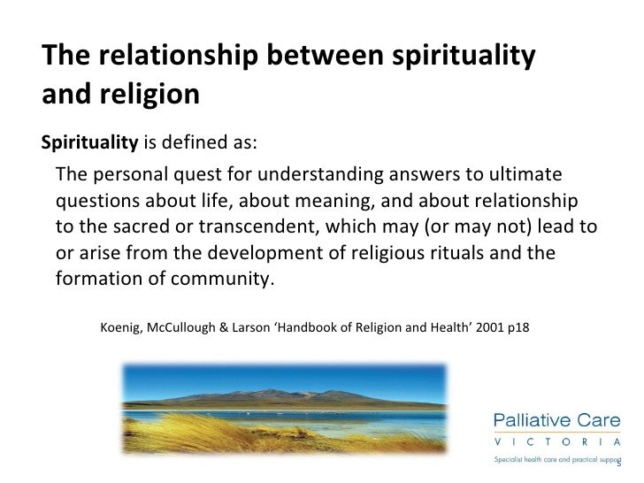 the relationship between religious beliefs and practices feelings