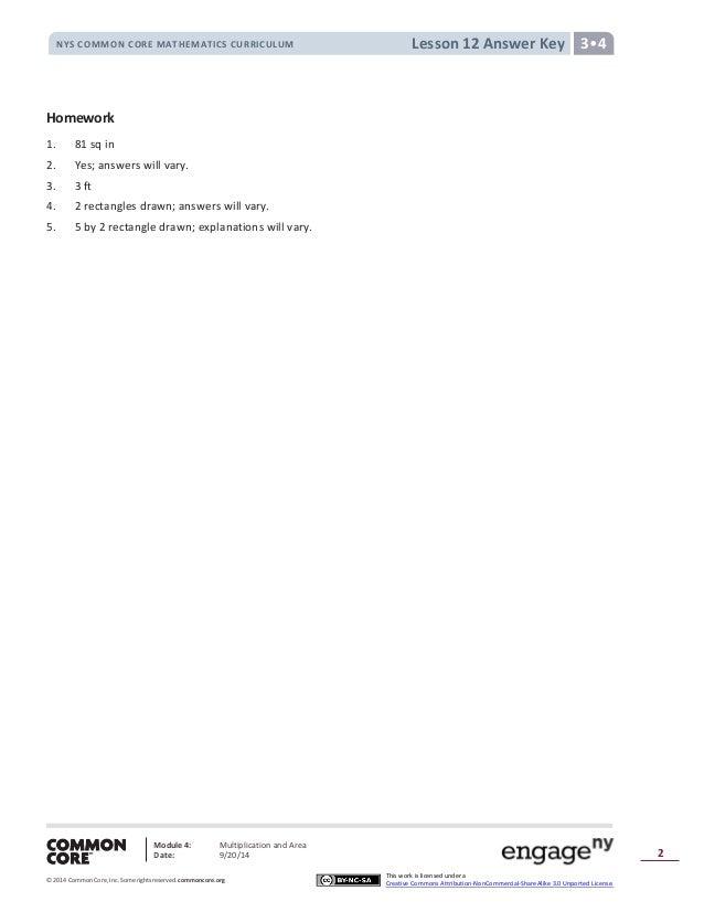 Module 4 answer key