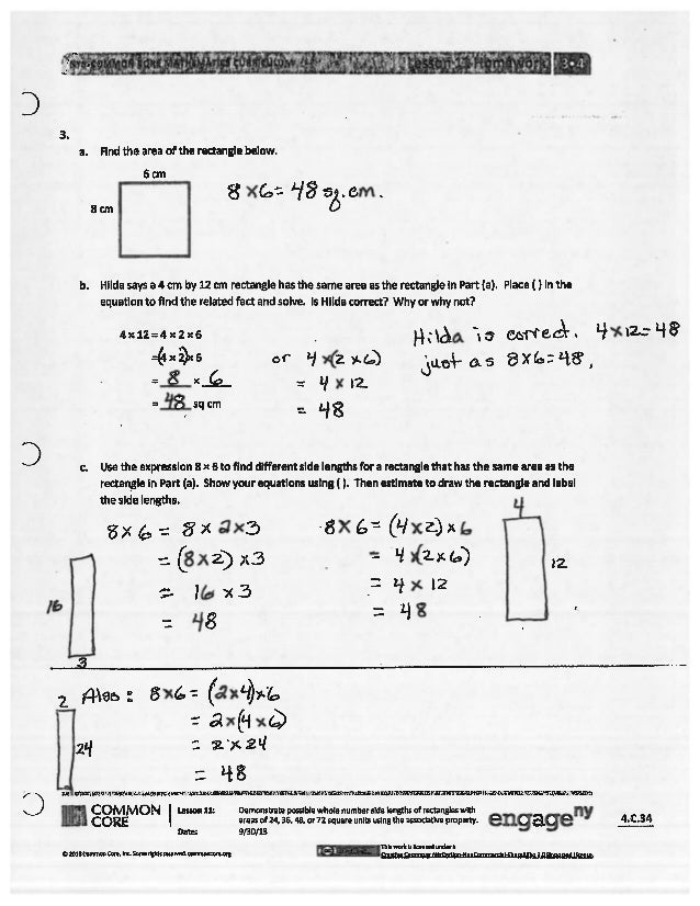 Module 4 answer key for homework