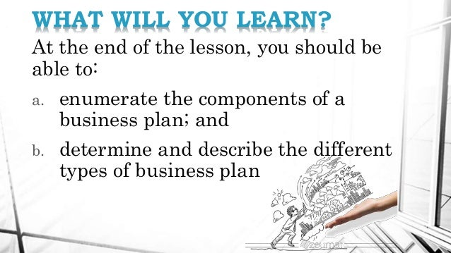 two type of business plan