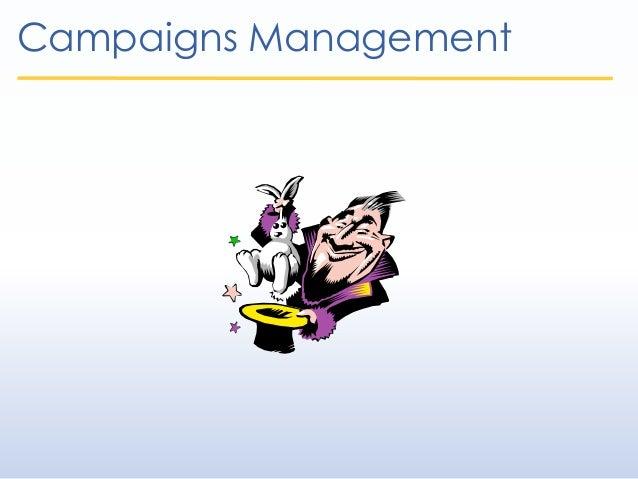 Campaigns Management