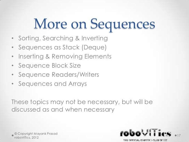 RoboCV Module 5: Contours using OpenCV