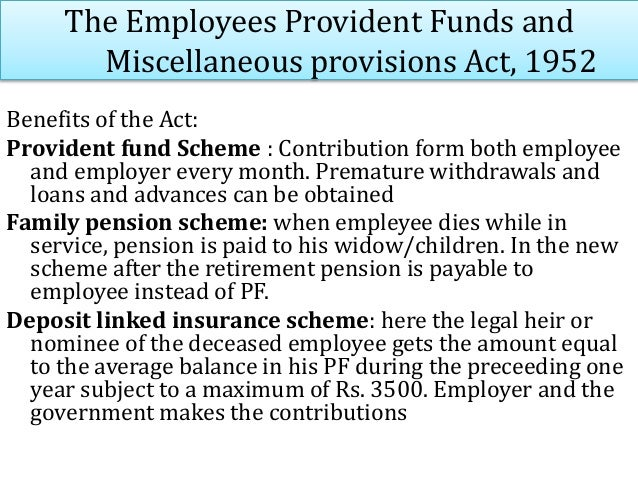 Payment Of Gratuity Act, 1961 Provides for a scheme of compulsory payment of gratuity to employees engaged in factories, m...