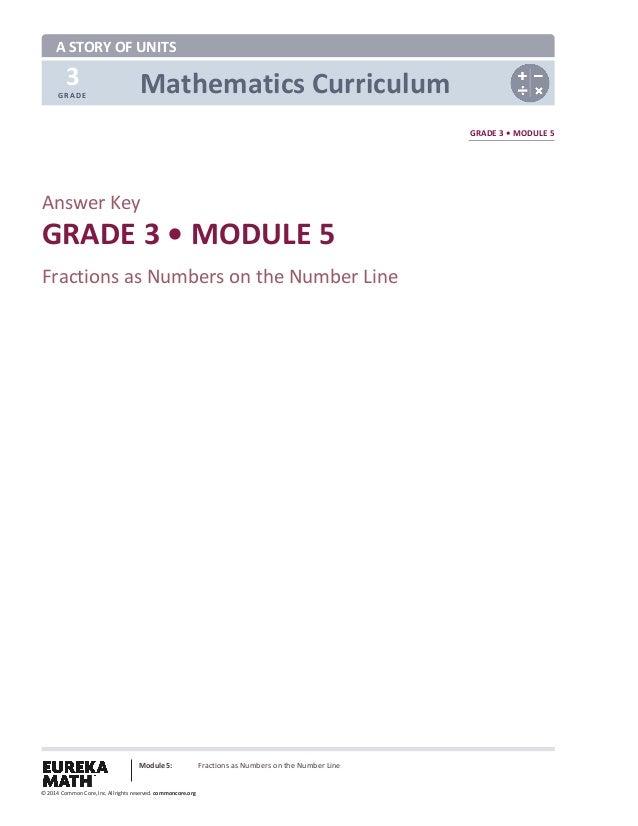 Module 5 Answer Key