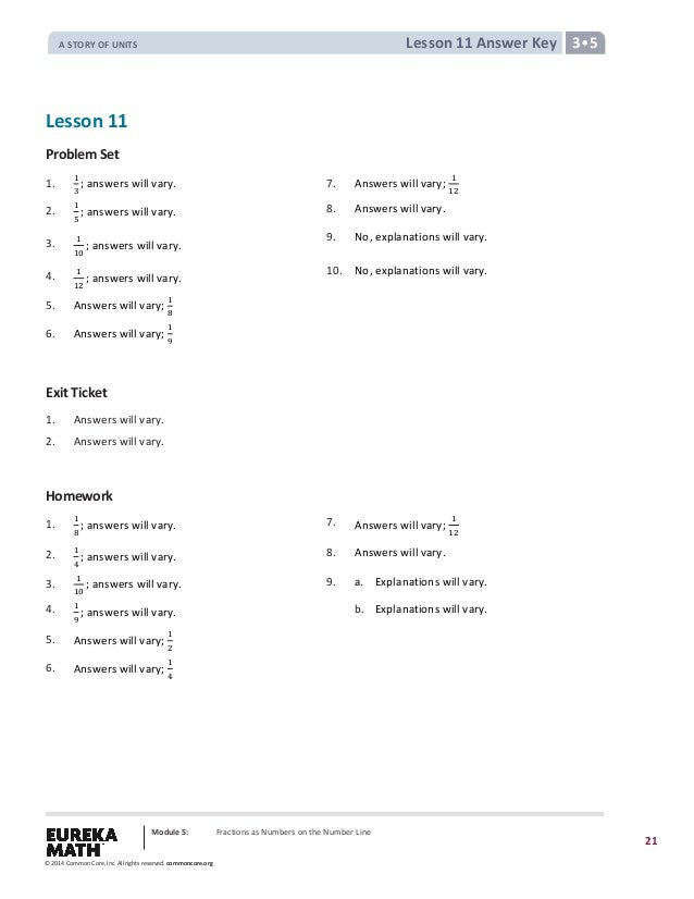 Module 5 answer key