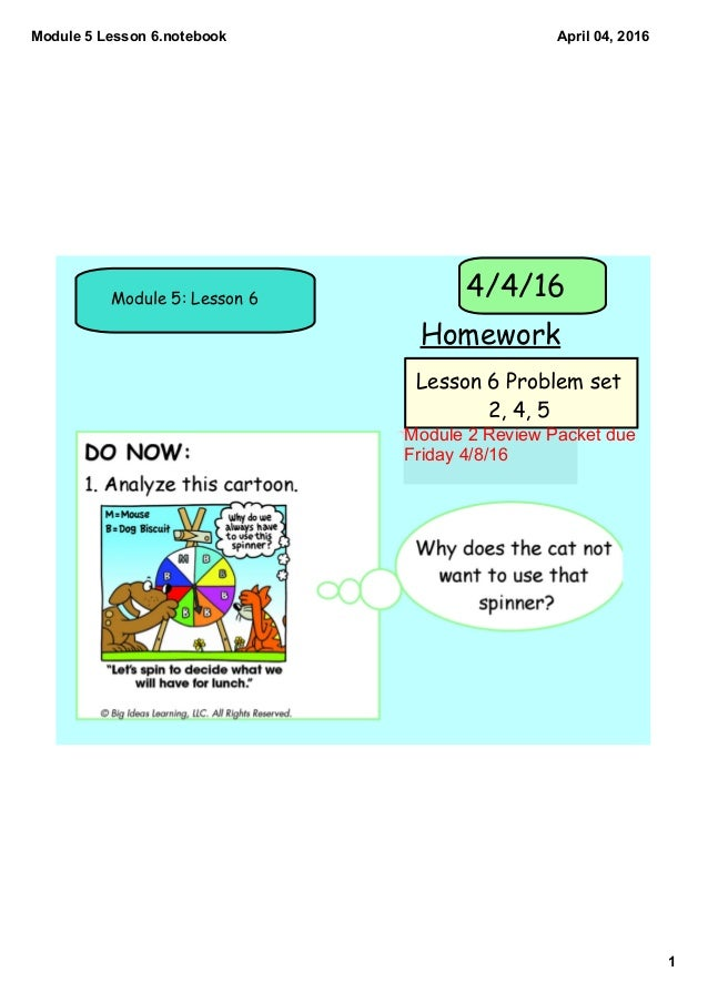module 6 homework Eureka math module 6 homework help home about contact eureka math module 5 videos videos to be used with eureka math assignments eureka math videos create.