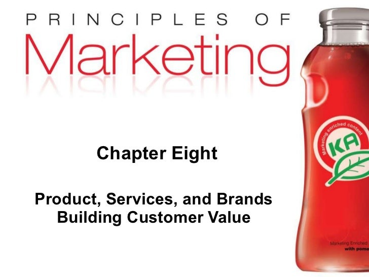 Module 5  product and service marketing