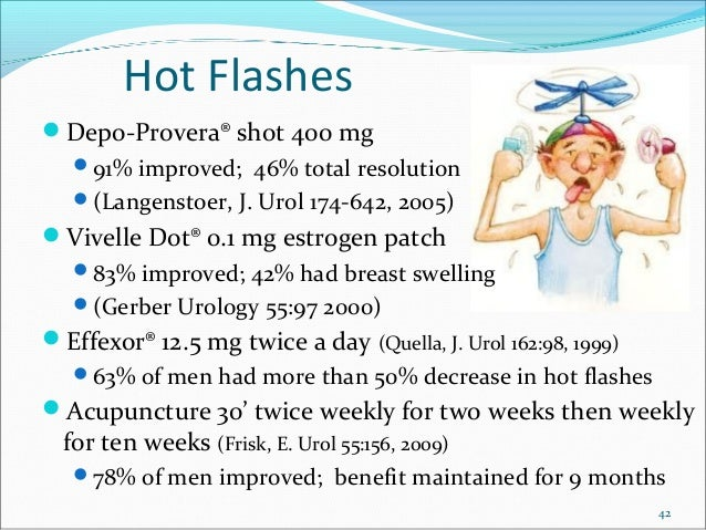 Effexor For Hot Flashes In Breast Cancer