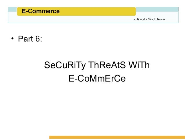 Ecommerce Security Threats: 5 Trends Online Businesses Need to Know