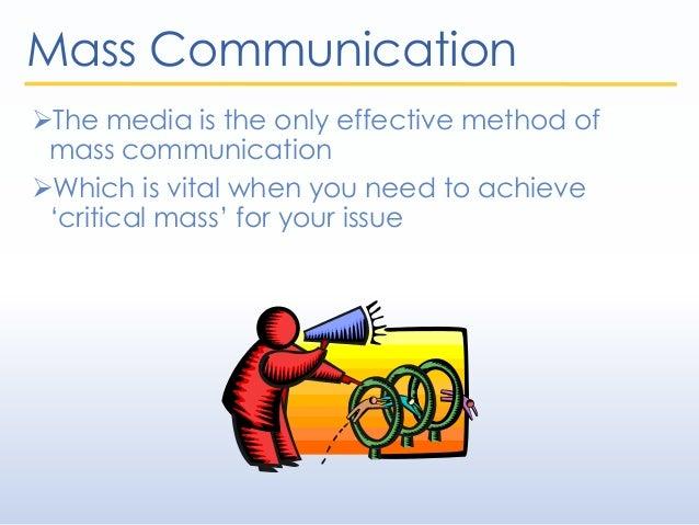 Module 6 - Media and Communications Slide 2