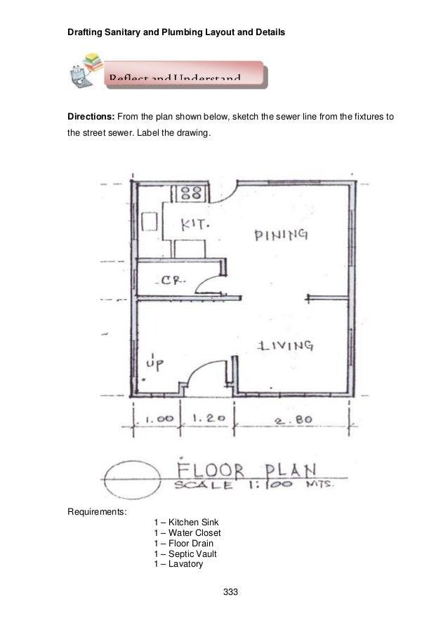 Sanitary Riser Diagram Commercial Kitchen Wiring Circuit